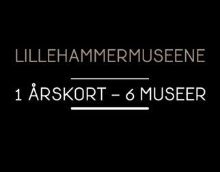 1 årskort – 6 museer