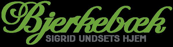 Logo for Bjerkebæk Sigrid Undsets hjem
