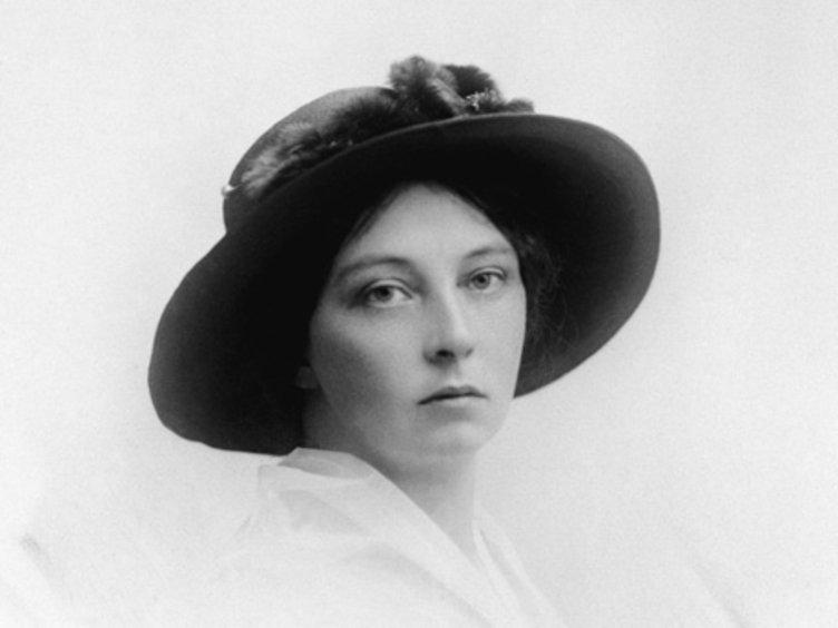 Sigrid Undset ca 1908