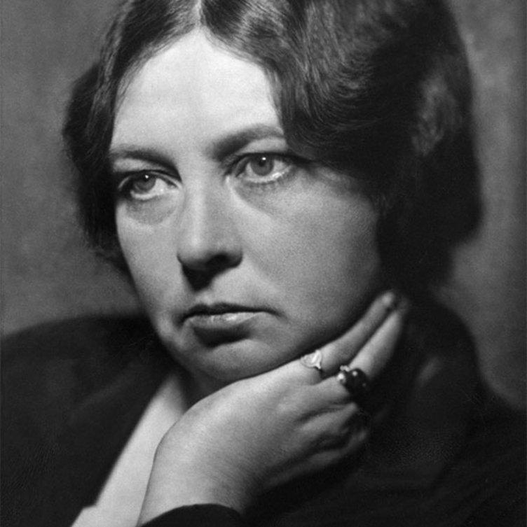 Sigrid Undset, 1927